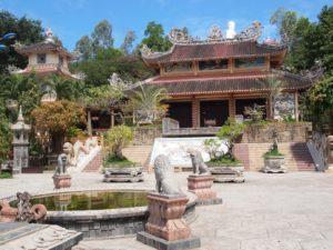 пагода лонг сом