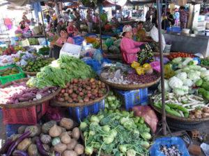 овощи на рынке ксом мой