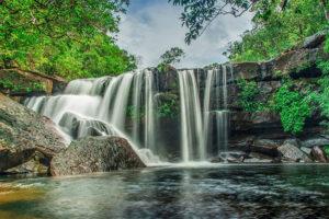 водопады фукуок