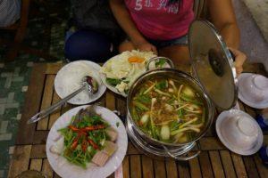 Цены на питание в Нячанге