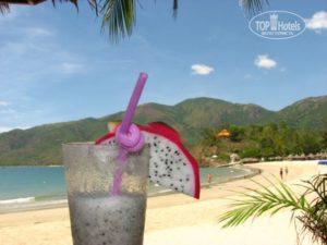 пляж отеля диамонд