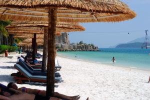 пляж вирпул