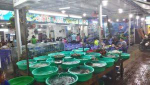 Рынок Ксом Мой в Нячанге