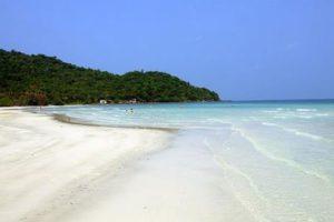 пляж ванг бау