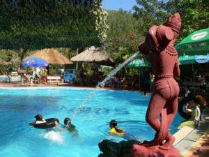тхап ба вьетнам бассейн