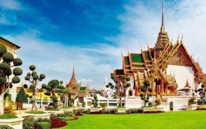достопримечательности бангкок