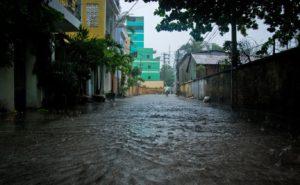 дождь в ноябре в нячанге