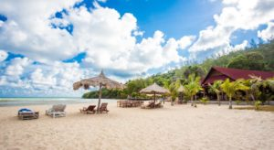 пляж куа кан