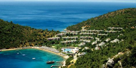 Отдых на курорте Бодрум в Турции