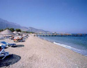 пляж бельдиби