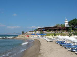 пляж акьялар