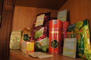 чай кофе из вьетнама