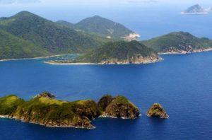 экскурсия на южные острова в нячанге