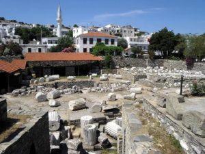 галикарнавский мавзолей