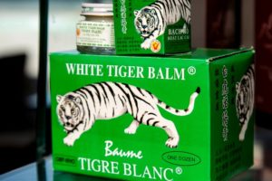 мазь белый тигр