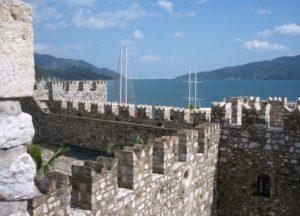 крепость мармара колеси