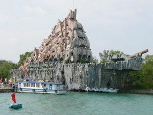 остров три нгуен