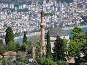 мечеть сулеймана в аланья