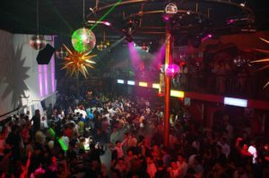 ночной клуб истамбул