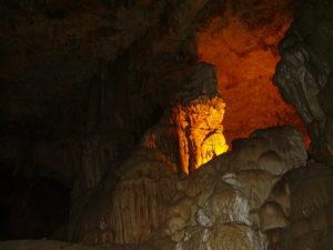 димчай пещера
