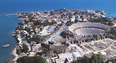 Курорт Сиде