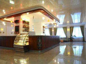 кофейня в санатории родник алтая