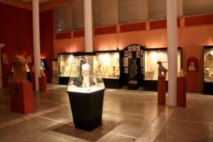 археологический музей в аланья