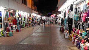шопинг в аланья турция