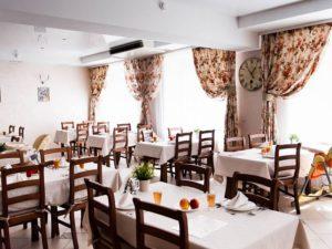 ресторан в санатории родник алтая