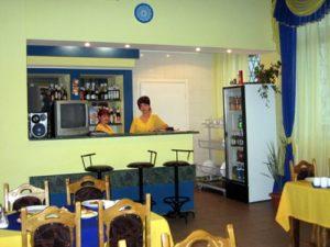 кафе в санатории алтайский замок