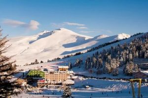 горнолыжный курорт в турции
