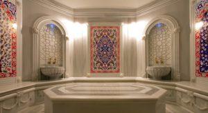 баня в турции
