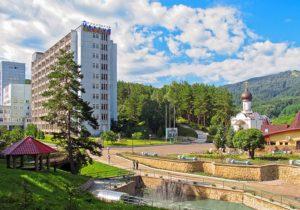 санаторий россия на алтае