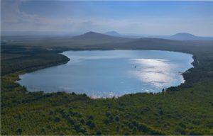 лечебное озеро тамбукан