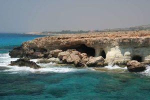 пещеры на мысе кава греко