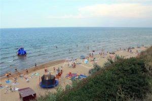 Отдых с детьми на Азовском море в Кучугурах