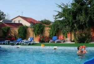 гостиница в посёлке кучугур