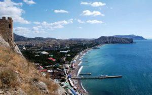 Отдых в Судаке в Крыму