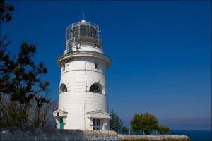 ильинский маяк в феодосии