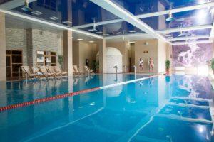 бассейн в санатории россия