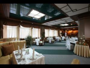 ресторан в санатории россия