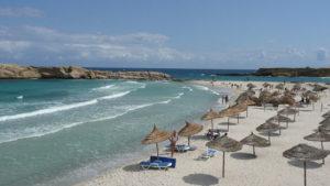 пляж монастир в тунисе