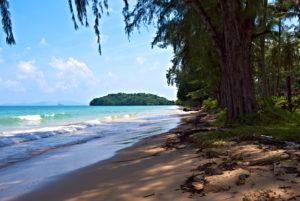 пляж ноппарат тара в краби