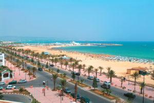 курорт хаммамет в тунисе