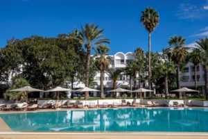 отель Novostar Premium Bel Azur Thalassa & Bungalows 4* в хаммамете