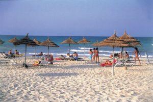 курорт в тунисе