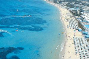 пляж махдия в тунисе