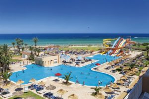 отель Magic Skanes Family Resort 4*
