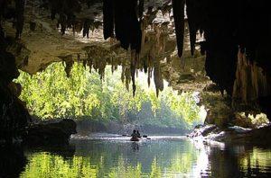 пещера на краби