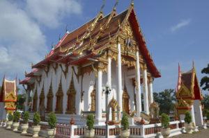 храм ват чалонга